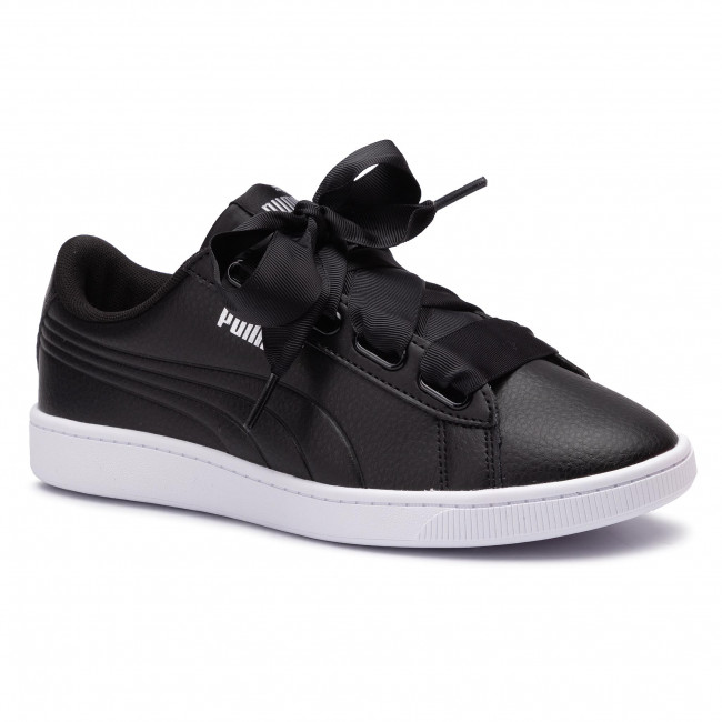 Chaussure Puma Ribbon Core, Baskets Basses Femme