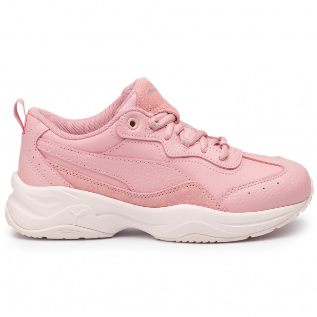 Chaussures PUMA Cilia Lux 370282 04 B RoseSilverP Parchment
