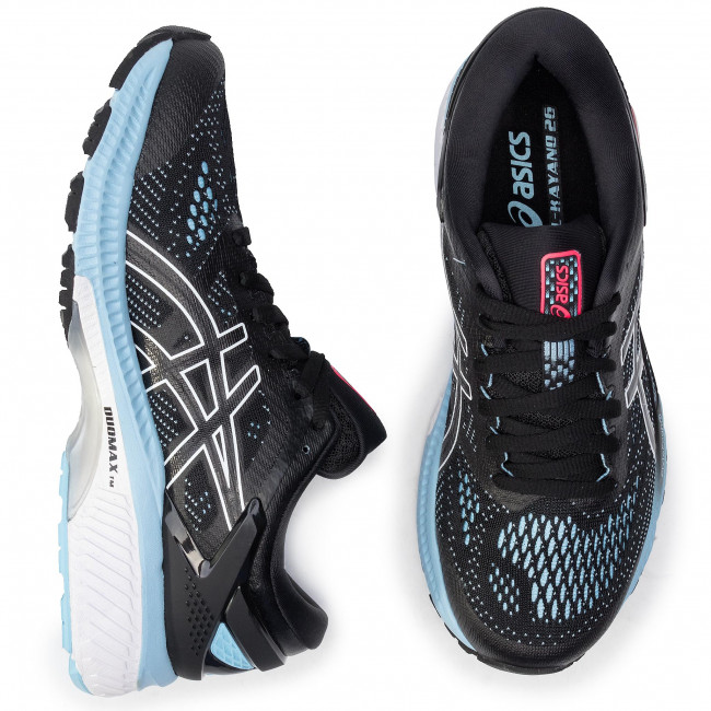 Gel 003 Chaussures 1012a457 Black Blue Asics 26 kayano heritage QrshCdxt