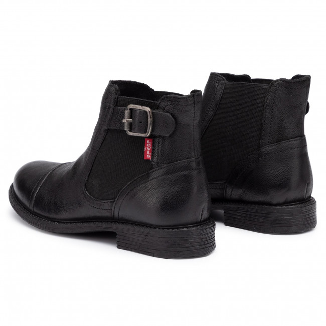 59 Chelsea Levi's Black 230678 Bottines 872 Regular 8PkXZNOn0w