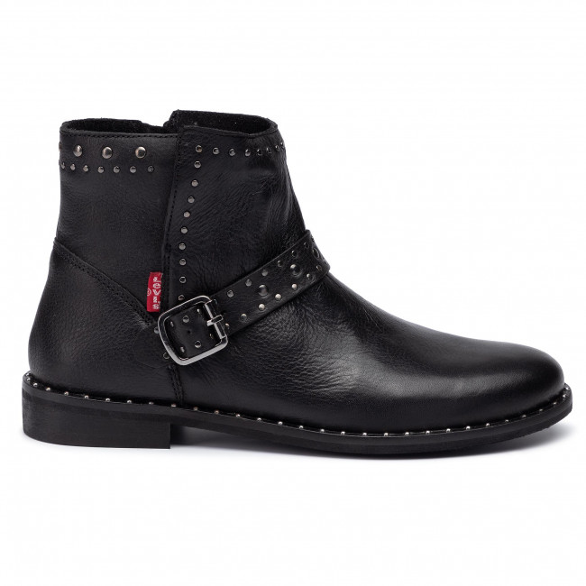 Bottines Regular 230679 Levi's 59 1700 Black qzSVUMp