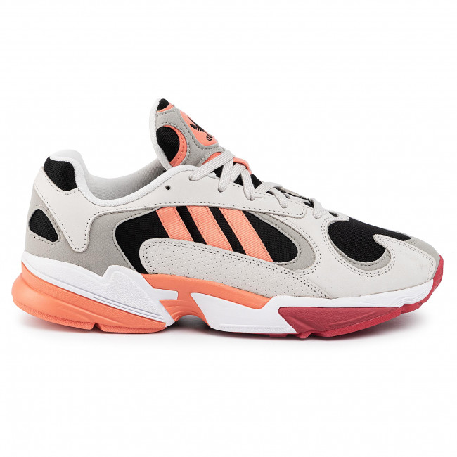 Chaussures adidas - Yung 1 EE5320 Cblack/Semcor/Rawwht - Sneakers - Chaussures basses - Homme