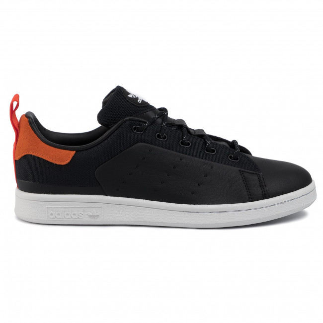 Chaussures adidas - Stan Smith EE6660 Cblack/Cblack/Owhite - Sneakers - Chaussures basses - Homme