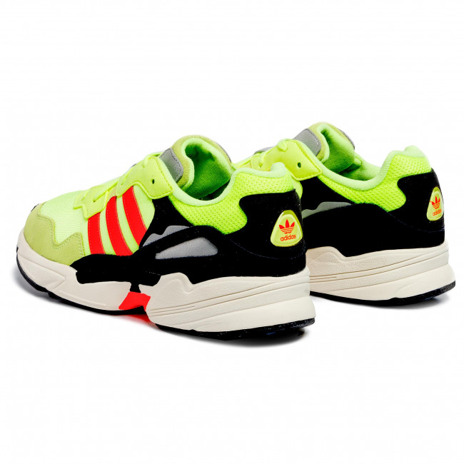 Chaussures adidas - Yung-96 EE7246 Hireye/Solred/Owhite - Sneakers - Chaussures basses - Homme