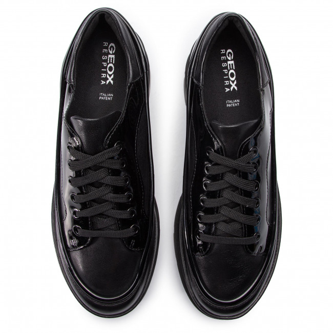D84bnc Basses Black Geox D Roose Chaussures C 043hh C9999 XPOwkZiuT