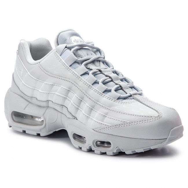 Chaussures NIKE Wmns Air Max 95 Lx AA1103 005 Pure