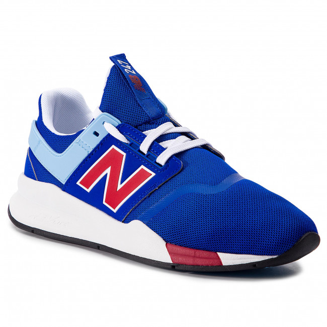photos officielles 339ac 549b7 Sneakers NEW BALANCE - MS247FM Bleu marine