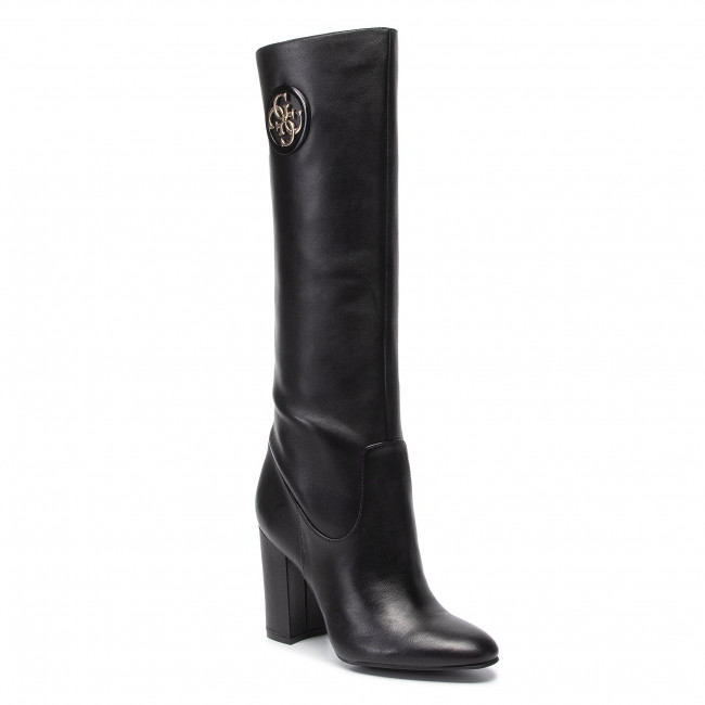 Lea11 Black Bottes Guess Fl8lee Lemmie eED9W2IYbH