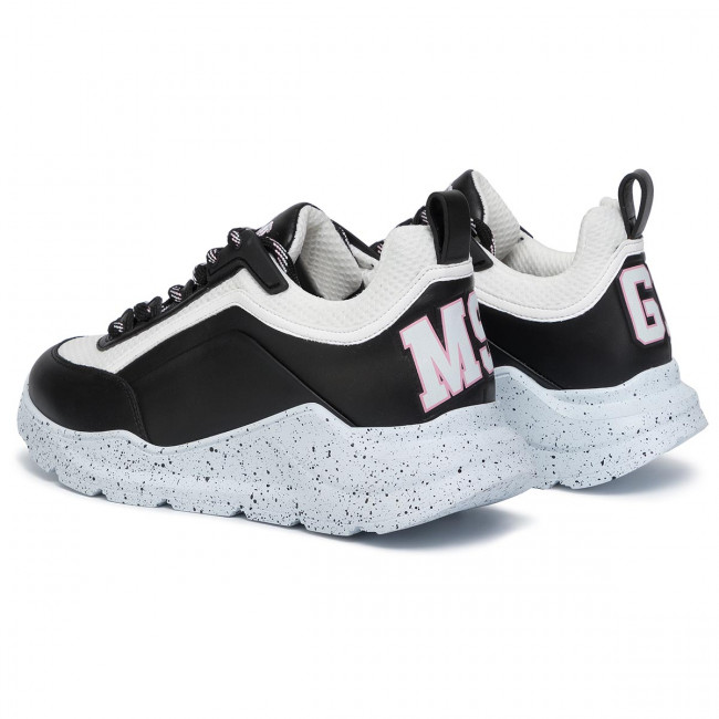 Sneakers Msgm - College Hiking Trainers 2741mds211 726 99 Noir Chaussures Basses Femme OPshMH60