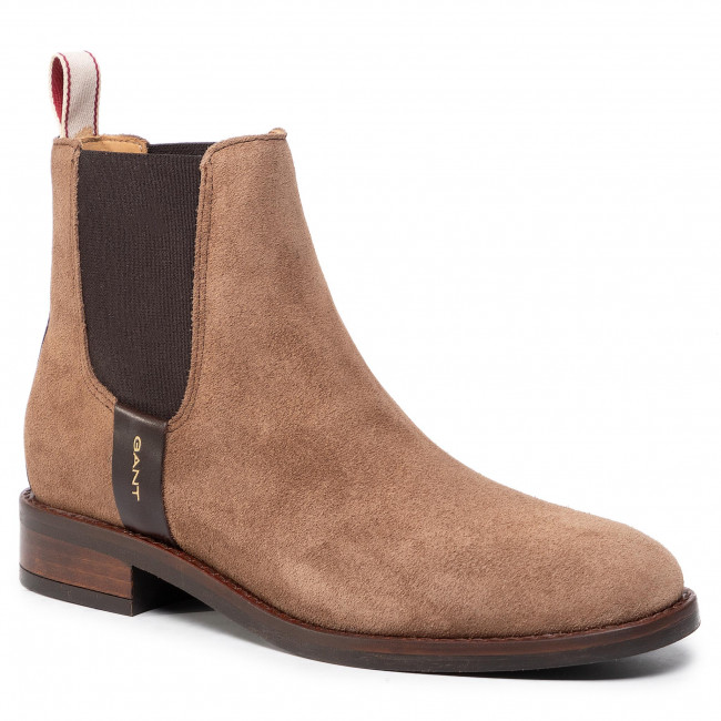 Gant Chelsea 19553975 Bottines G467 Brown Fay ZTuPOikX