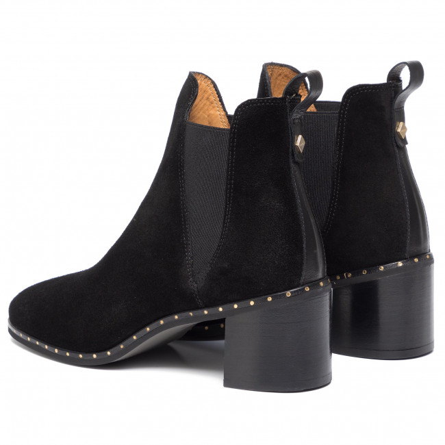 Gant Johanna Black Bottines 19553985 G00 1cFJTlK
