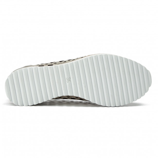 abordables Chaussures basses ROBERTO - 2703 Złoto Lico - Plates - Chaussures basses - Femme Prendre plaisir