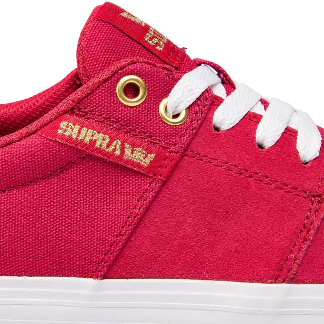 Sneakers Supra Stacks Vulc Ii 08029-633-m Rose-white
