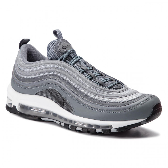 "MEN/'S TRAINERS UK 9.5 EU 44.5 NIKE AIR MAX 97 ESSENTIAL /""COOL GREY/"" BV1986 001"