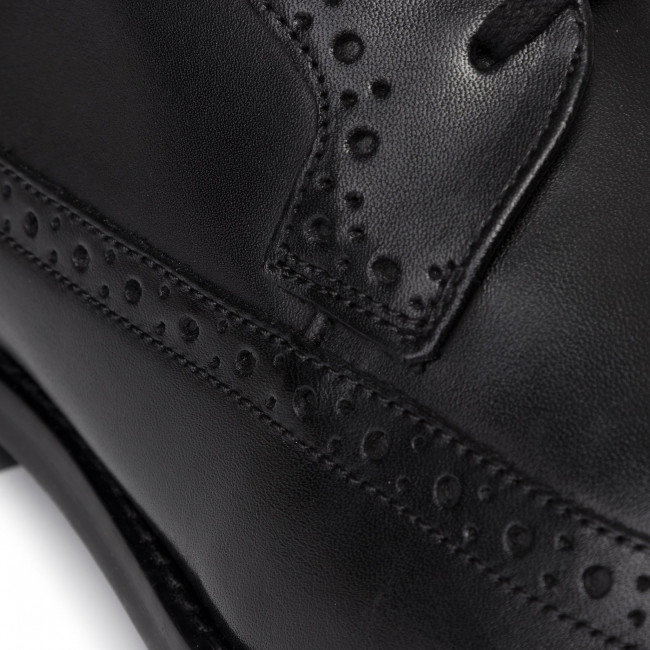 Chaussures Basses Clarks - Ronnie Limit 261438117 Black Leather Soirée Homme 0rnH3cHp