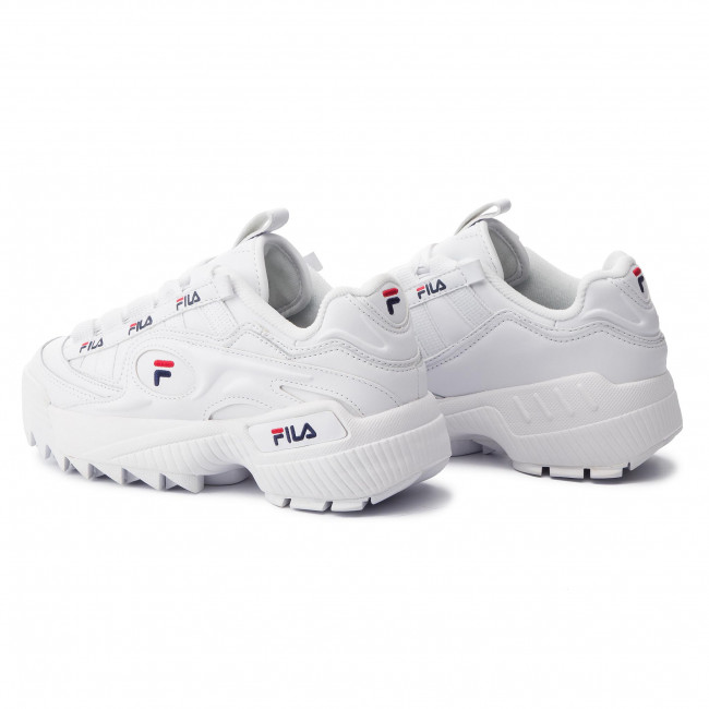 Sneakers FILA D Formation Wmn 5CM00514.125 WhiteFila NavyFila Red