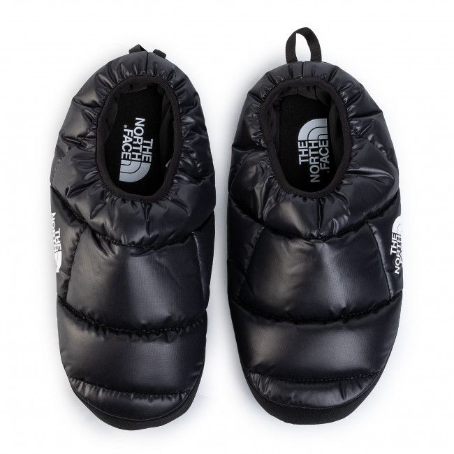 Chaussons THE NORTH FACE - M Nse Tent Mule III NF00AWMGKX7  Tnf Blk/Tnf Blk - Chaussons - Mules et sandales - Femme