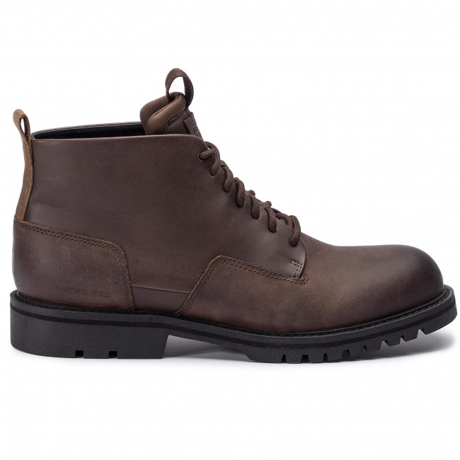 Boots G STAR RAW Core Derby Boot II D10779 A604 288 Brown