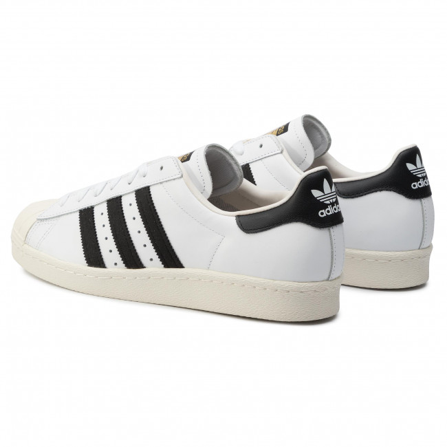 Chaussures adidas Superstar 80s G61070 WhtBlack1Chalk2