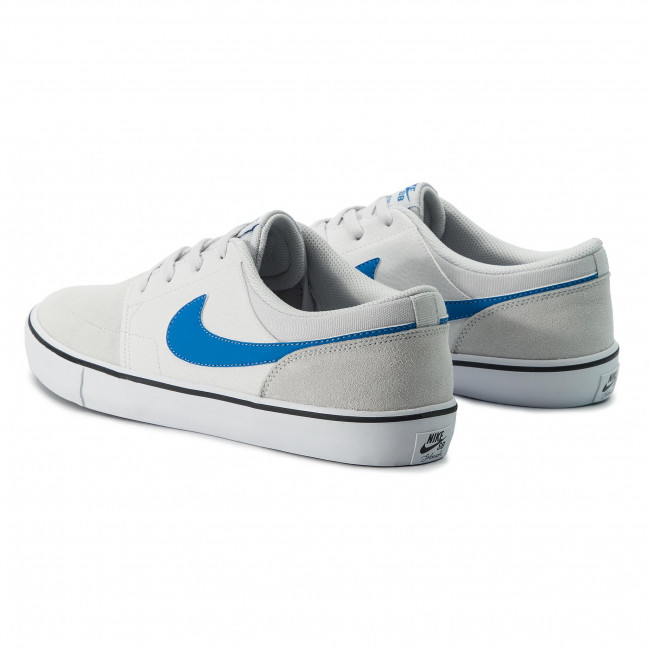 run shoes separation shoes promo codes Chaussures NIKE - Sb Portmore II Solar 880266 013 Vast Grey/Lt ...