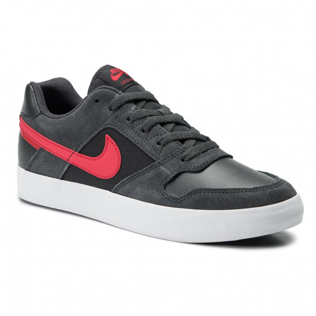 Chaussures NIKE - Sb Delta Force Vulc 942237 013 Anthracite/University Red