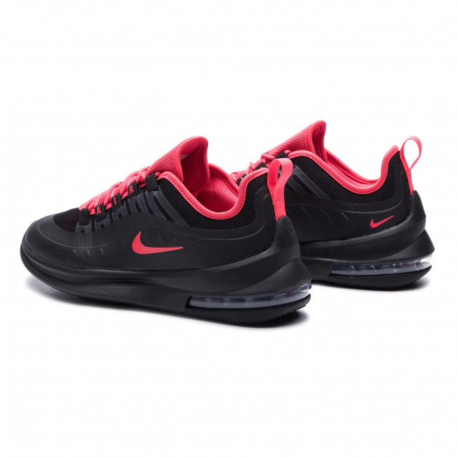 low cost temperament shoes huge discount Chaussures NIKE - Air Max Axis AA2146 008 Black/Red Orbit