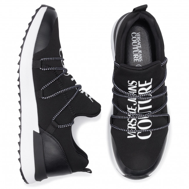Sneakers Couture E0yubsg4 Versace Jeans 71216 M60 kOZiuPX