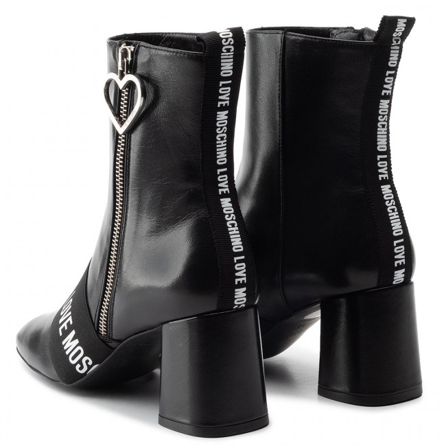 Bottines LOVE MOSCHINO JA21037G18IB0000 Nero