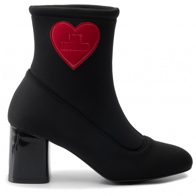 Bottines LOVE MOSCHINO JA21047G18IO0000 Nero