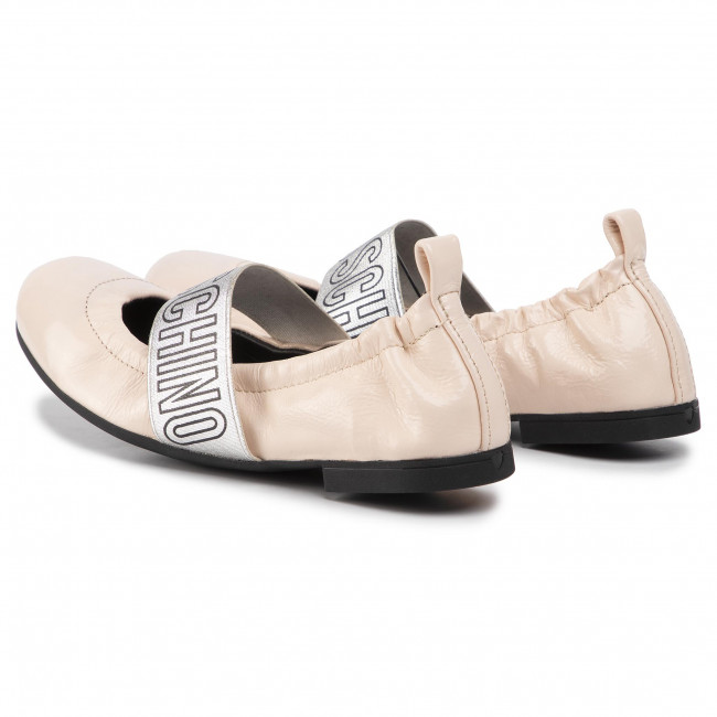 abordables Ballerines LOVE MOSCHINO - JA11010G08JCL601 Cipria  - Ballerines - Chaussures basses - Femme  Prendre plaisir