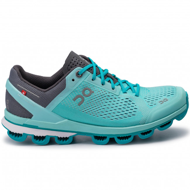 Cloudsurfer On Fountain Chaussures azure 99960 00024 qzUVpSM