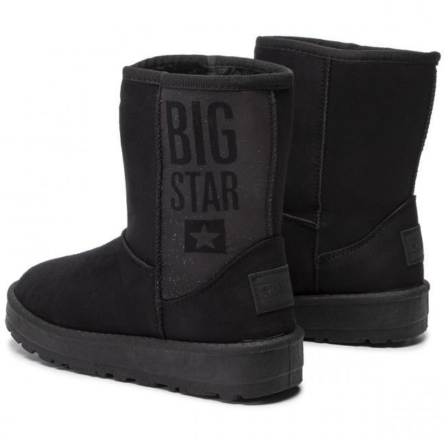 Black Chaussures Ee274415 Chaussures Big Star 5Rj4AL