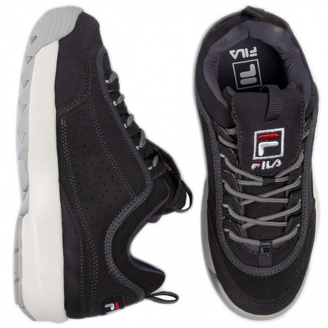 Sneakers FILA - Disruptor S Low 1010577.7ZW Dark Shadow - Sneakers - Chaussures basses - Homme