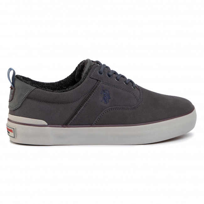 Sneakers U.s. Polo Assn. - Tybalt Anson7106w9/s1 Mdgr Chaussures Basses Homme