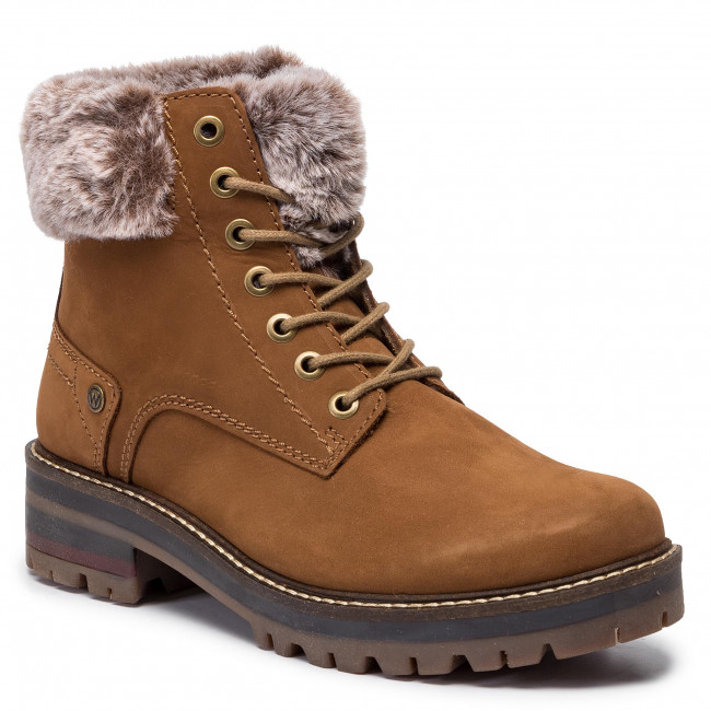 Fur Wl92524a 066 Wrangler Denver Bottines Nut 53AjL4Rq