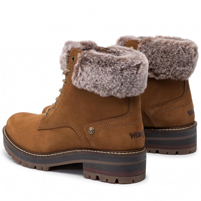 Wrangler 066 Wl92524a Bottines Denver Nut Fur Fl1JT3Kc