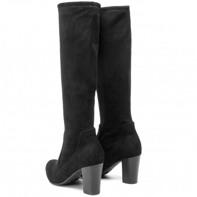 Bottes Black 25502 Stretch 044 9 Caprice 23 qSzMUpVG