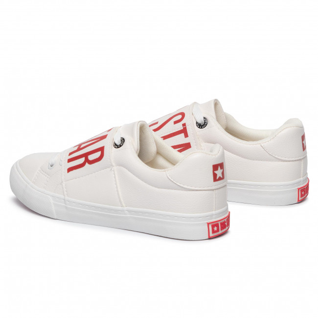 Sneakers Big Star - Ee274039 White Chaussures Basses Femme tqkI2A1s