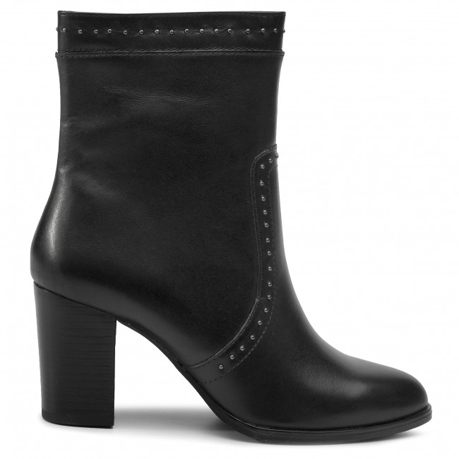 23 25346 022 Black Caprice 9 Bottines Nappa WEH9YD2I