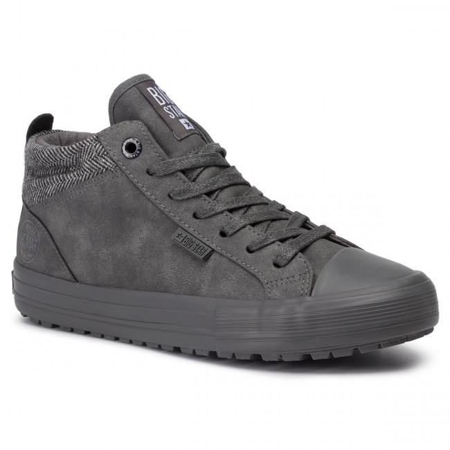 Sneakers Big Star Ee174178 Grey Sneakers Chaussures Basses Homme Chaussures Fr