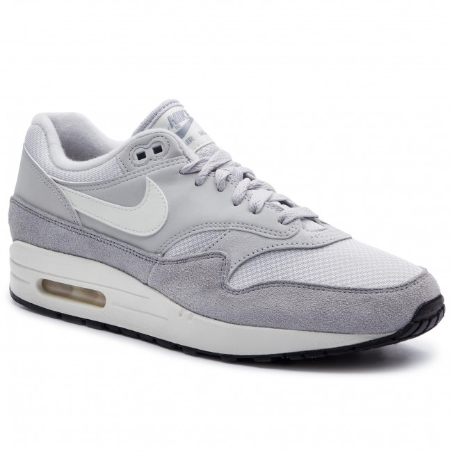Chaussures NIKE Air Max 1 AH8145 011 Vast GreySailSailWolf Grey
