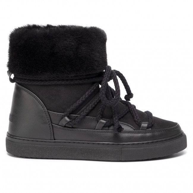 Sneaker Inuikii h Chaussures Black 5 70202 High wnvN0m8O