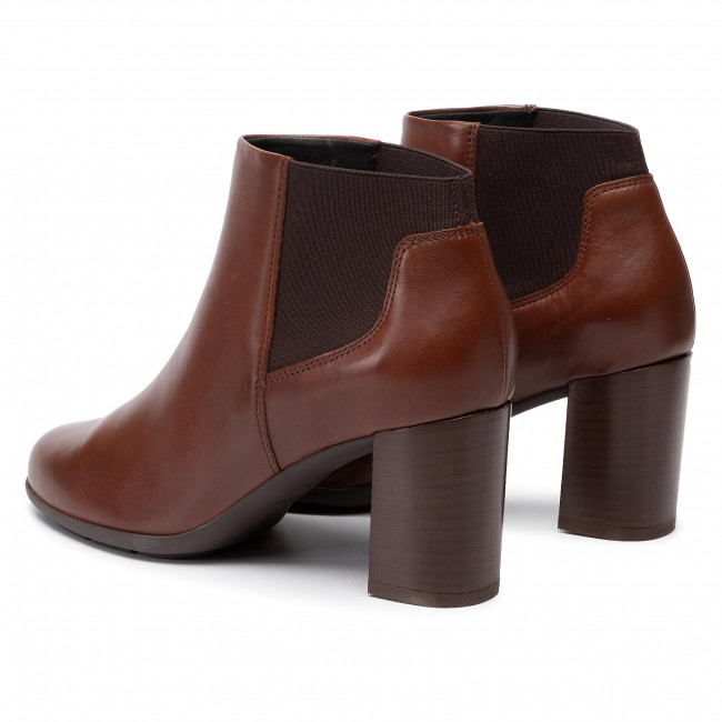 C0013 Geox B Annya Bottines New D94c8b D 00043 Brown rBdxoCeW
