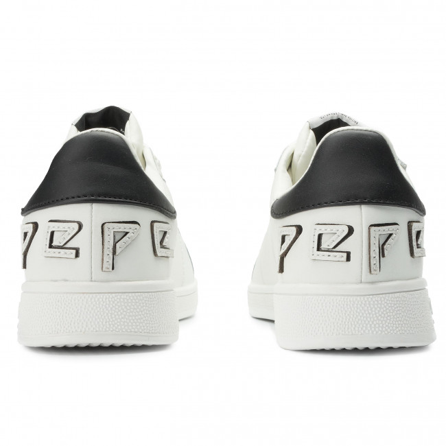 Sneakers Pepe Jeans Brompton Patch Pls30895 White 800