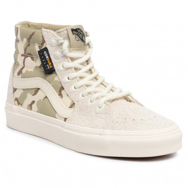 abordables Sneakers VANS - Sk8-Hi VN0A4BV6VZK1 (Cordura)Whatsparagus/Cmo - Sneakers - Chaussures basses - Femme  Prendre plaisir