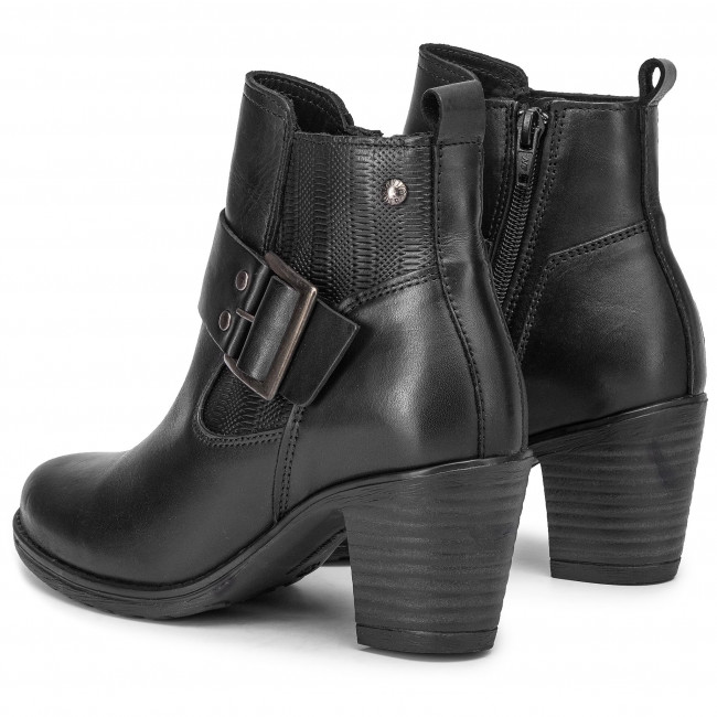 42102 Salamander 01 Bottines Black 32 deoCxBr