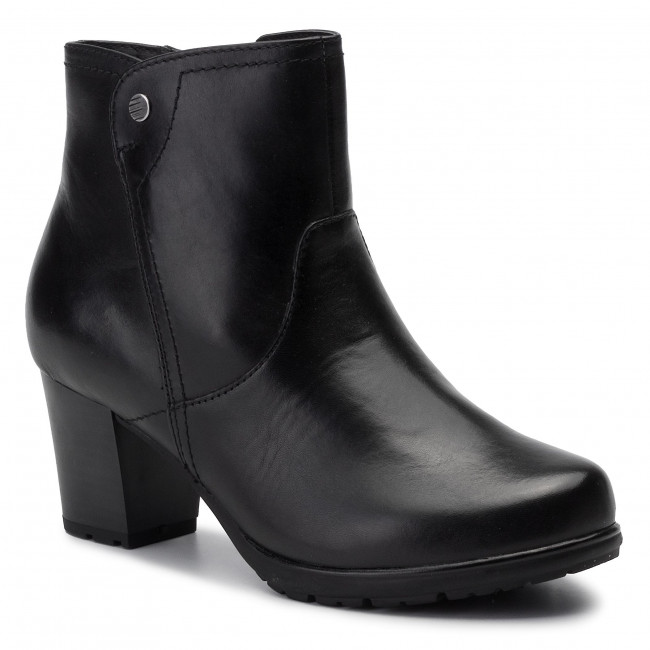 Bottines JANA 8 25317 23 Black 001
