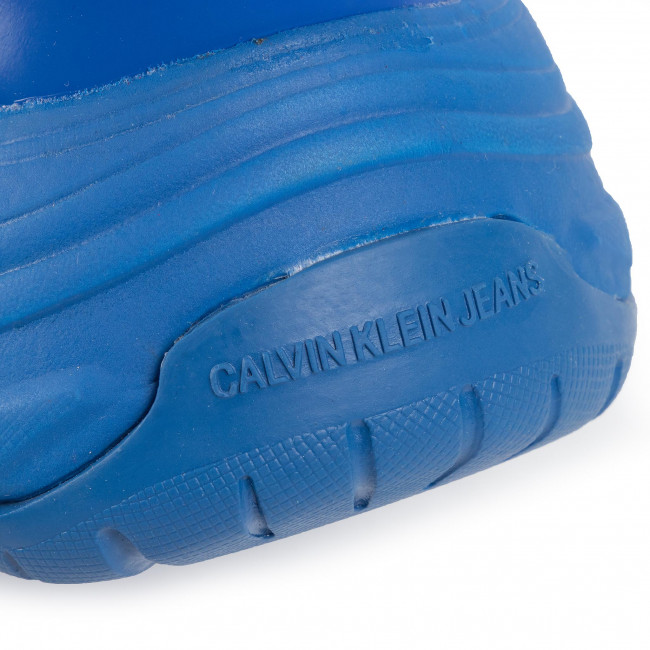 Sneakers Calvin Klein Jeans - Maya R7797 Nautical Blue Chaussures Basses Femme XTETJHt5