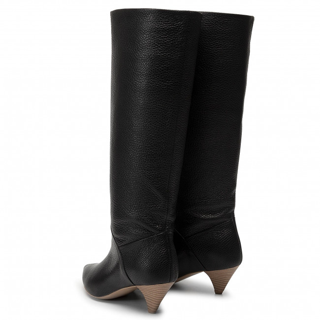 Open L37 Ss11 Mind Black High Bottes H9YIe2WED