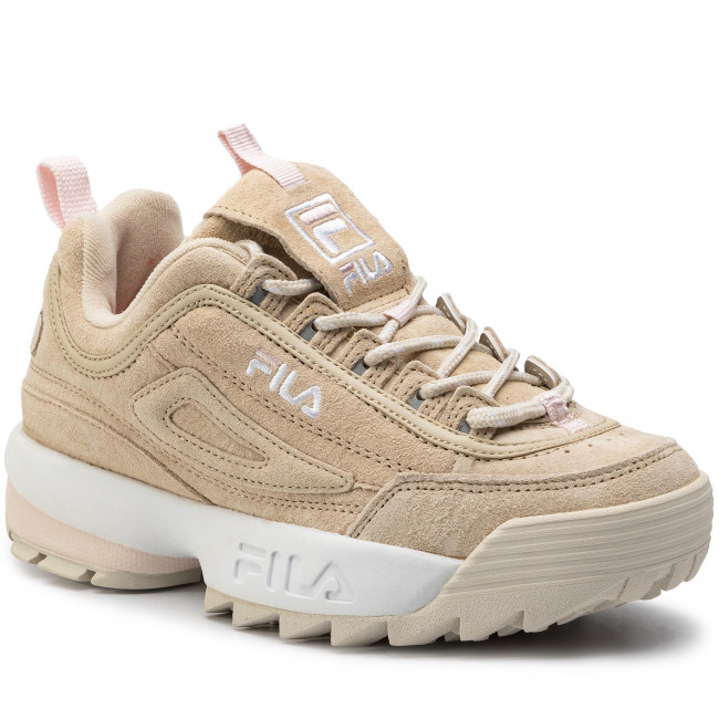 Sneakers FILA Disruptor S Low Wmn 1010605.00J Feather Gray
